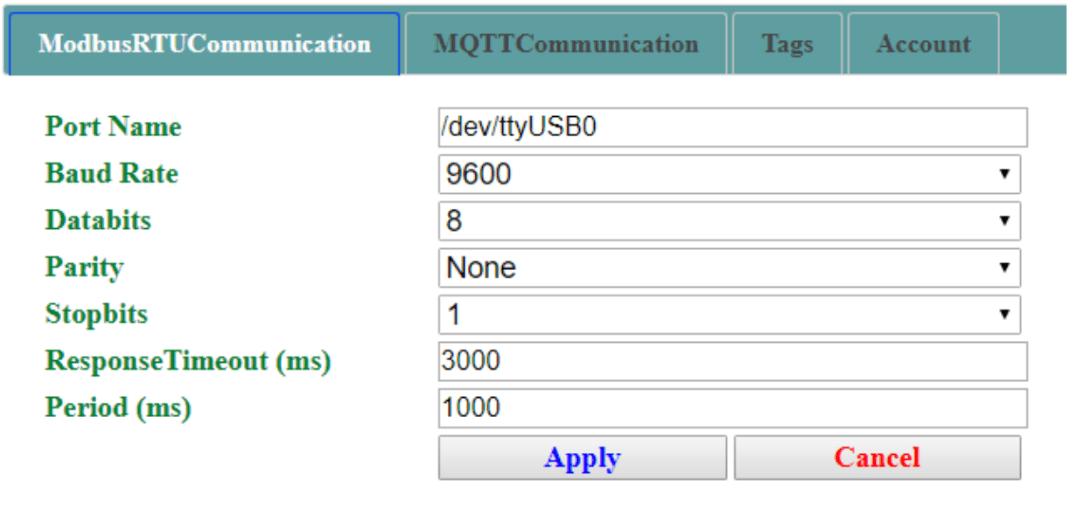 AT-MQTT Gateway - Chuyển đổi giao thức Modbus RTU sang MQTT
