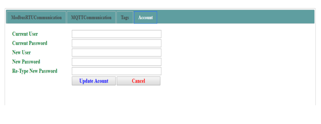 AT-MQTT Gateway - Bộ chuyển đổi Modbus RTU sang giao thức MQTT