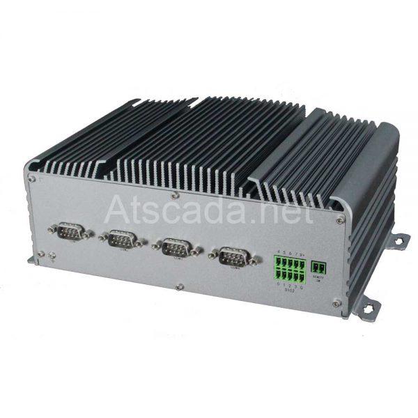 MÁY TÍNH CÔNG NGHIỆP KHÔNG QUẠT ATBOX-U01 CPU INTEL J1900 KẾT NỐI WIFI/3G