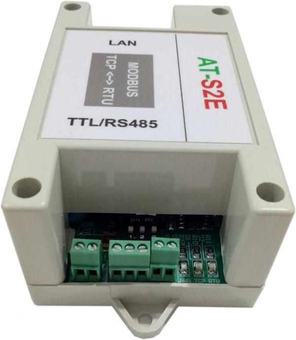 BỘ CHUYỂN TÍN HIỆU MODBUS RTU SANG MODBUS TCP AT-S2E