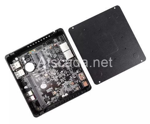 MÁY TÍNH CÔNG NGHIỆP MINI ATBOX-J1900 CPU J1900 RAM 4GB SSD 128GB HỖ TRỢ WIFI