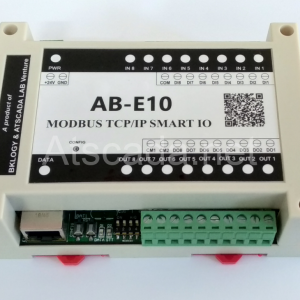 BỘ MỞ RỘNG IO AB-E10 MODBUS TCP/IP
