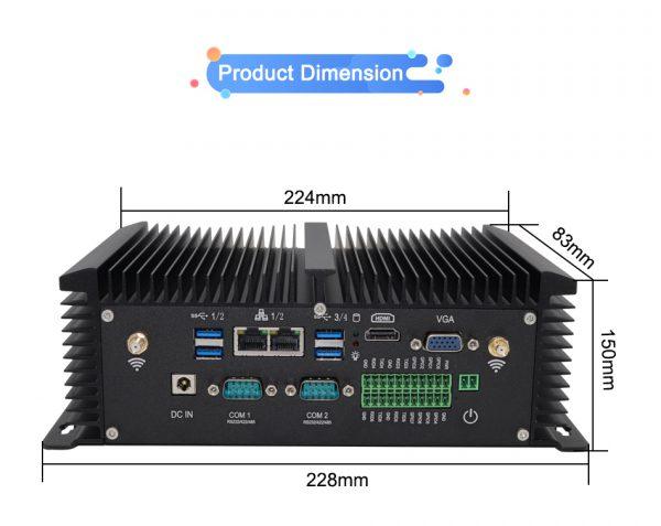 Máy tính công nghệp ATBOX-G4