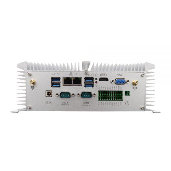 máy tính công nghiệp ATBOX-G4 màu bạc