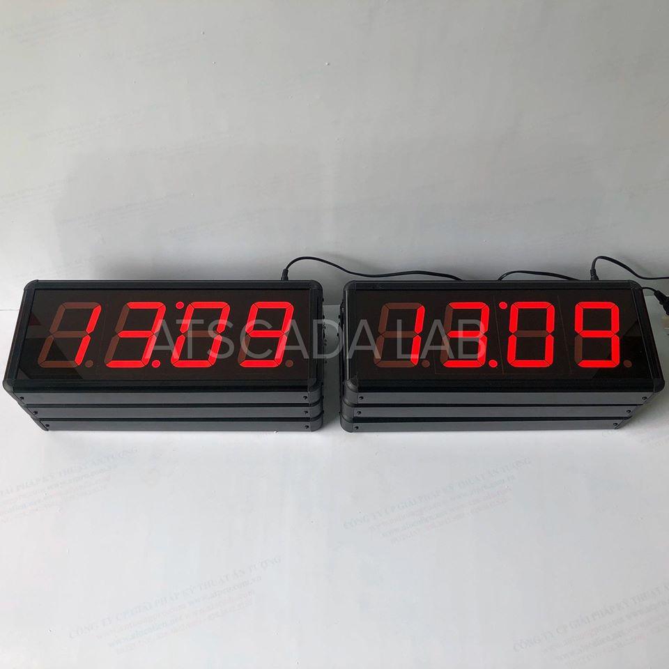 đồng hồ đồng bộ thời gian