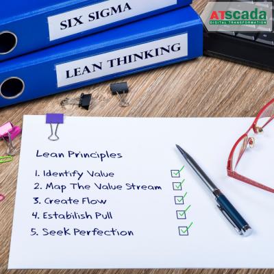 mô hình lean six sigma